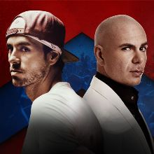 Enrique Iglesias & Pitbull tickets at STAPLES Center in Los Angeles