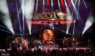 Evening With BOSTON tickets at Fiddler's Green Amphitheatre in Greenwood Village