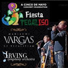 Fiesta Tecaliso tickets at Verizon Theatre at Grand Prairie in Grand Prairie