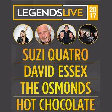 Legends Live tickets at The SSE Arena, Wembley in London