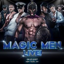 Magic Men Live tickets at PlayStation Theater in New York