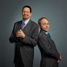 Penn & Teller tickets at SEC Armadillo in Glasgow