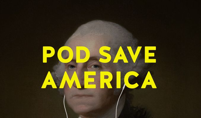 Pod Save America Tour Tickets
