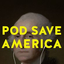 Pod Save America tickets at The Warfield in San Francisco