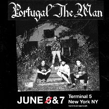 Portugal. The Man tickets at Terminal 5 in New York