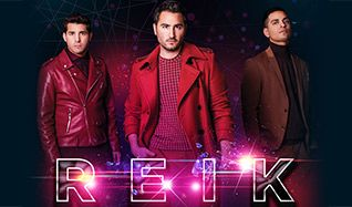 Reik tickets at Arvest Bank Theatre at The Midland in Kansas City