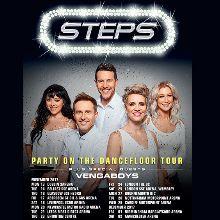 Steps UK Tour 2017 tickets
