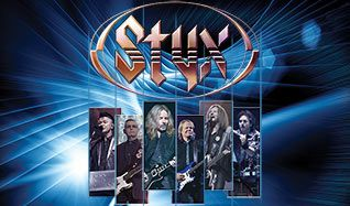 Styx tickets at Arvest Bank Theatre at The Midland in Kansas City