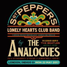 The Analogues tickets at indigo at The O2 in London