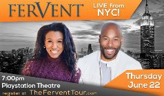 The FerVent Tour tickets at PlayStation Theater in New York