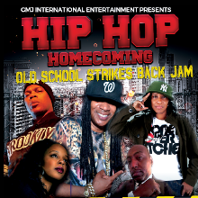 The Hip Hop Homecoming: Old School Strikes Back Jam tickets at The National in Richmond