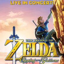 The Legend of Zelda - Symphony of the Goddesses tickets at Eventim Apollo in London