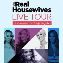 The Real Housewives tickets at The Warfield in San Francisco
