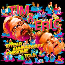 Tim and Eric  tickets at Royal Oak Music Theatre in Royal Oak