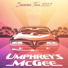 Umphrey's McGee tickets at SummerStage, Central Park in New York City