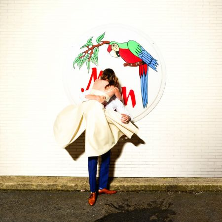 Sylvan Esso revealed the artwork and release date for their upcoming album,What Now, on Tuesday morning.