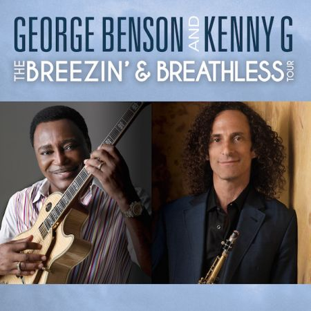 George Benson & Kenny G announce co-headlining tour