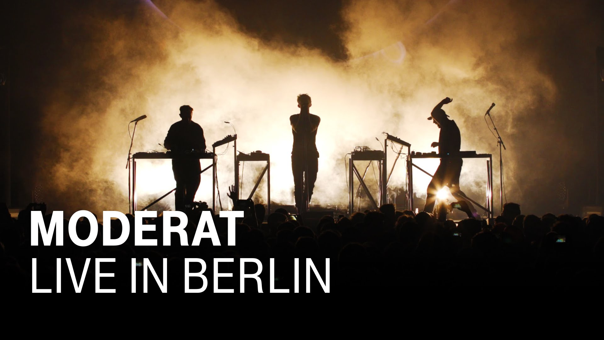 Moderat 'Live' and 5 other classic live electronic albums