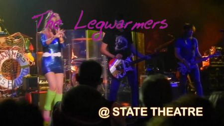 The Legwarmers to visit Rams Head Live! on the Ultimate 80's Experience tour