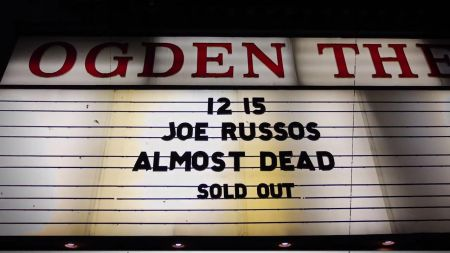 Watch: Joe Russo's Almost Dead welcome Dead & Company bassist Oteil Burbridge