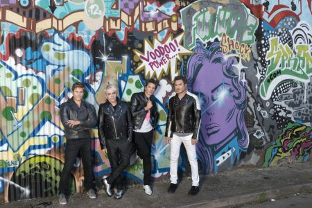 Pop rock icons Duran Duran are bringing their Paper Gods world tour to Wilmington, NC, on Fri., April 7, 2017, as part of the N.C. Azalea Fe