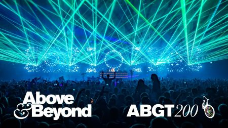 English trance trio Above & Beyond are making a stop at Red Rocks