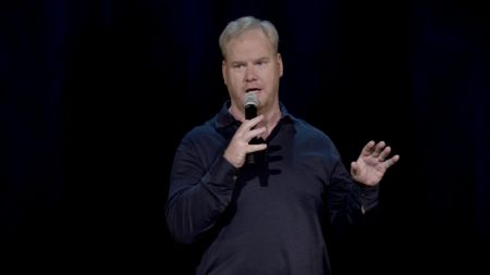 Jim Gaffigan sets out on nationwide 'Noble Ape Tour'