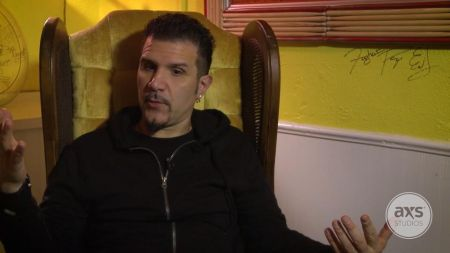 Watch: Reigning momentum - an interview with Anthrax's Charlie Benante