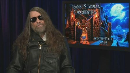 Paul O'Neill, the mastermind behind hit holiday rock group, Trans-Siberian Orchestra, has passed away at 61.