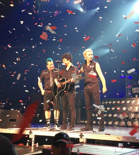 Green Day took its post-show bows on Wednesday night in Broomfield, CO, and the concert simply reinforced everything we love about Green Day