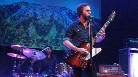 Hard rockers The Sword will be cutting through Colorado at Denver's Gothic Theatre