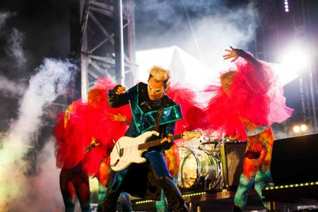 Enter for a chance to win a pair of tickets to Empire of the Sun at Shrine Expo Hall in LA