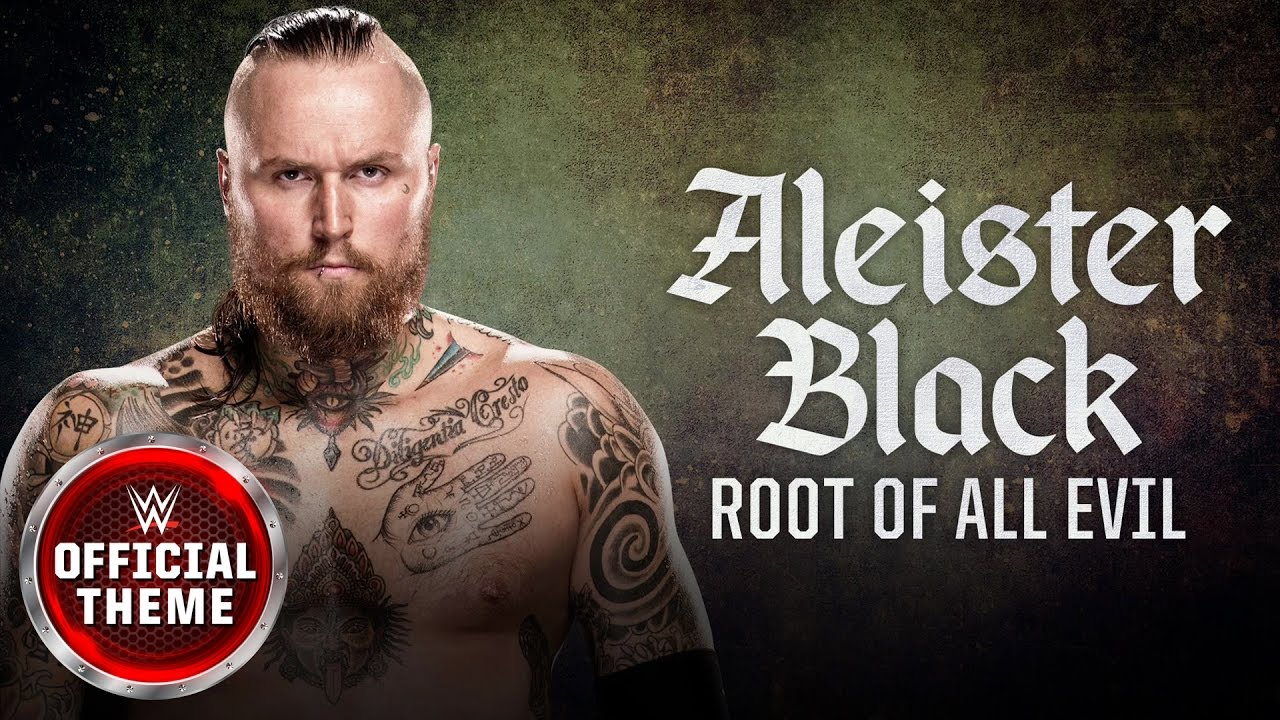 Incendiary & CFO$ release Aleister Black's entrance theme 'Root of All Evil'