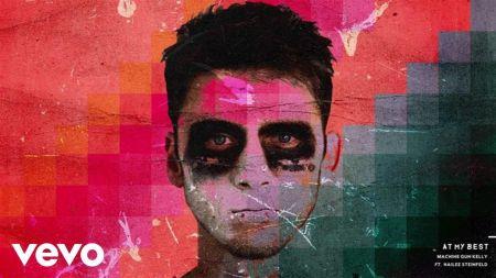 Machine Gun Kelly reveals release date for third album 'bloom'