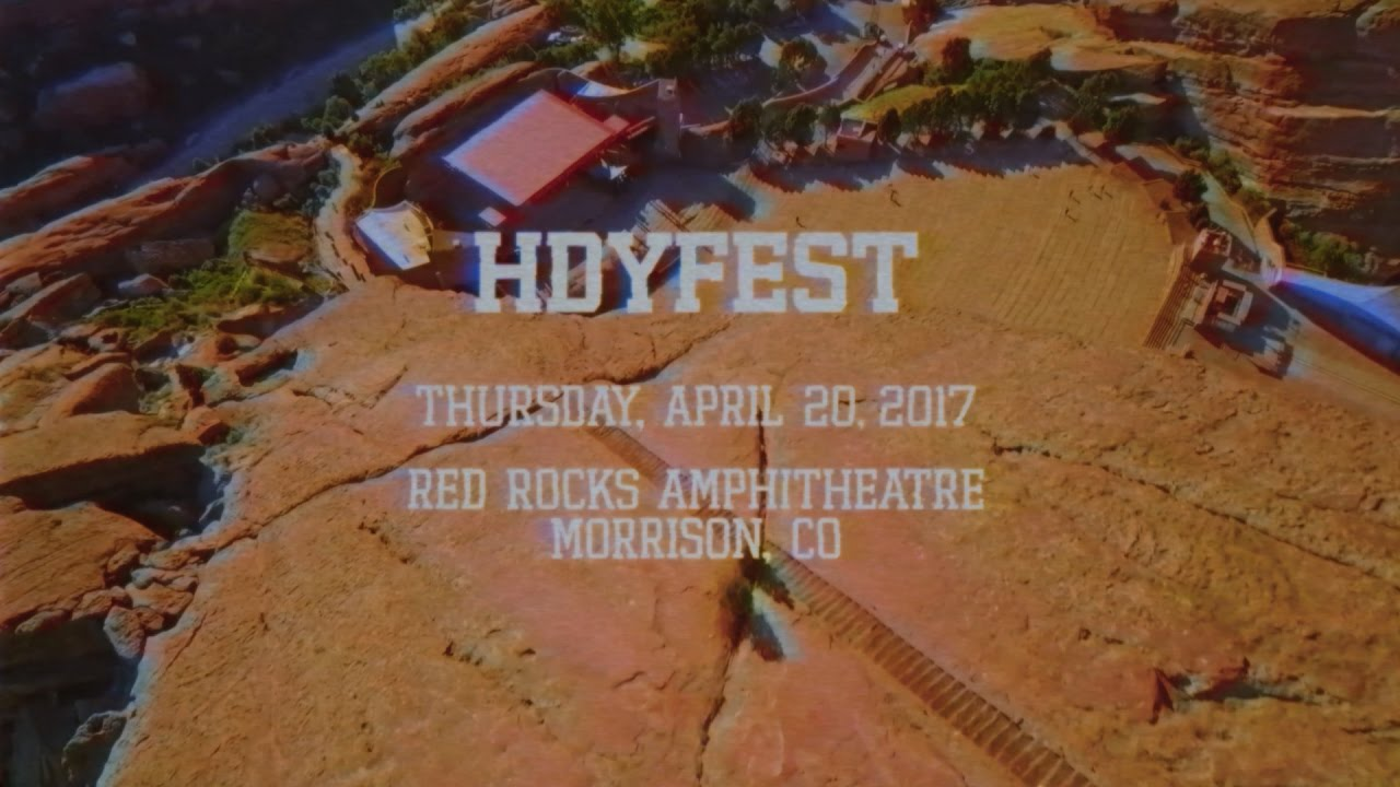 Gucci Mane joins Flosstradamus and more at Red Rocks for HDYFEST 420