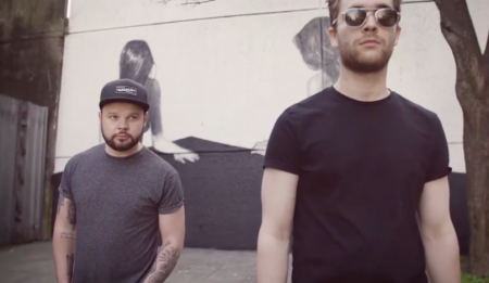 Royal Blood officially announced the title and release date to their upcoming sophomore LP on Tuesday with How Did We Get So Dark?