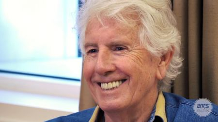 Watch: Graham Nash reflects on an incredible life and what's in store for the future