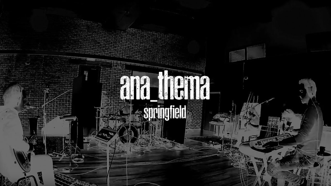Anathema release 'Springfield' from upcoming studio album 'The Optimist'