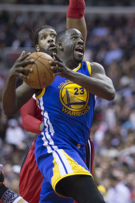 Golden State Warriors star Draymond Green is controversial on and off the court, but he's also one of the reasons why the Warriors will win