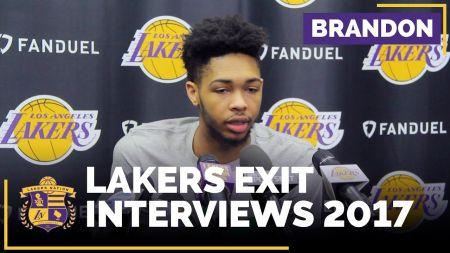 Lakers brass urging Brandon Ingram to work with Kobe Bryant