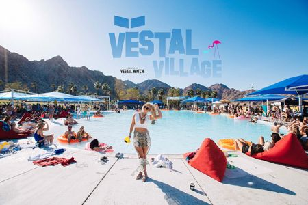 April 13-16: Vestal Village combines the heart of music and community, bringing to life an extraordinary desert oasis.