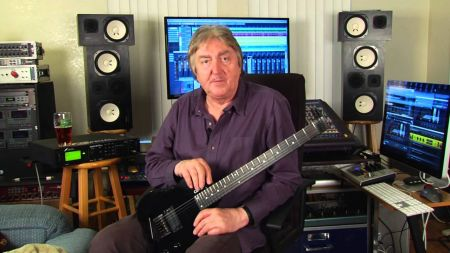 Allan Holdsworth's death impacts millions of prog-rock/jazz-fusion fans