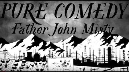 Father John Misty scores his highest charting album with 'Pure Comedy'