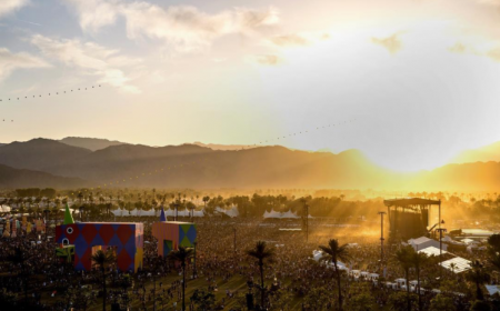 Coachella was filled with new experiences for many first time attendees.