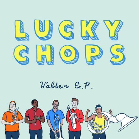 Exclusive premiere: Listen to Lucky Chops' new release, 'Walter E.P.'