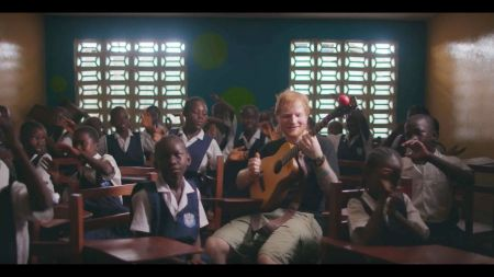 Watch: Ed Sheeran drops Red Nose Day 'What Do I Know' video, writes emotional diary of Liberian trip