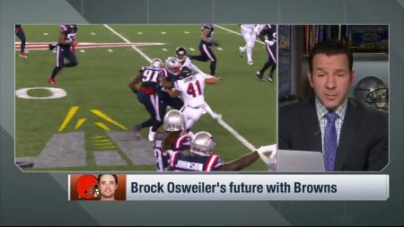 Browns QB Brock Osweiler will have an opportunity to 'compete' for starting job