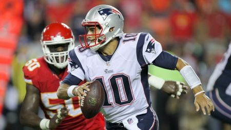 NFL Rumors: Patriots 'not expected' to trade QB Jimmy Garoppolo