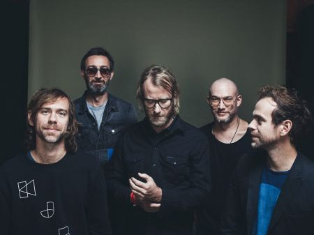 The National will be playing their only currently announced U.S. show at Forest Hills Stadium in Queens, NY on October 6.