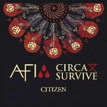 AFI and Circa Survive tickets at Paramount Theatre in Seattle